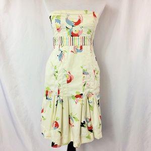 Anthropologie Maeve Inagua Dress Missing Belt